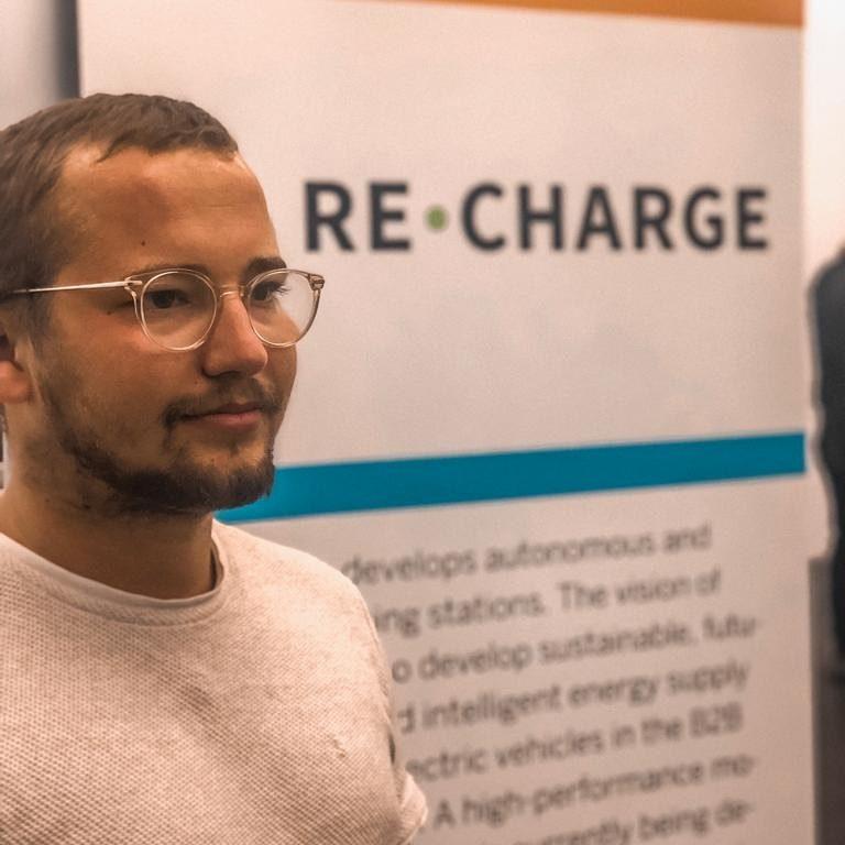 Manuel Müller von RE:Charge
