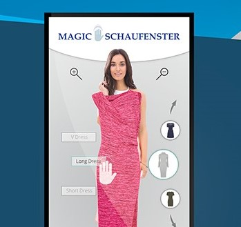 Magic Schaufenster – bietet interaktive Werbung für mehr Erfolg im Verkauf