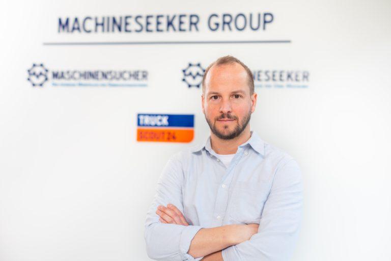 Thorsten Muschler von Maschinensucher.de