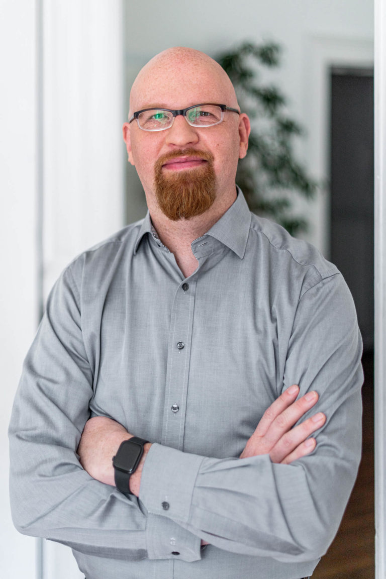 Dr. Stefan Hoffmann von tracekey solutions