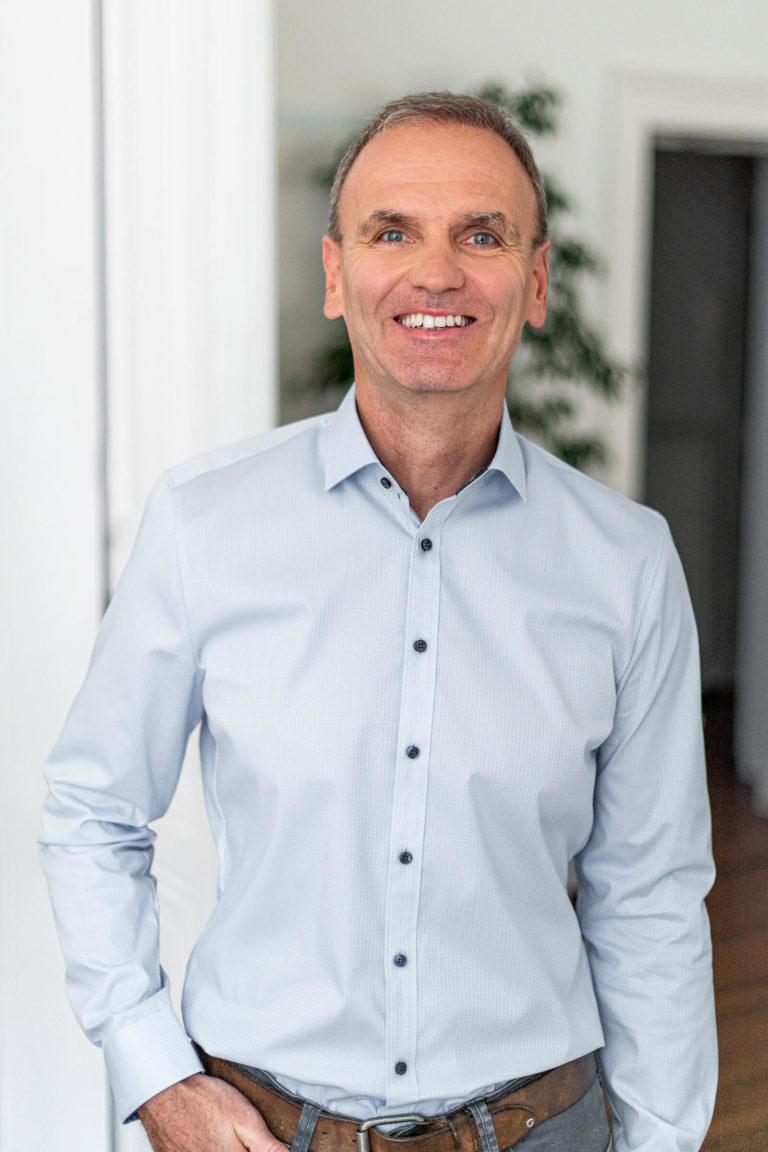 Gerald Wenzel von tracekey solutions