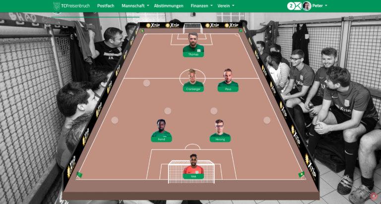 Doppelpass – digitalisiert den Sport