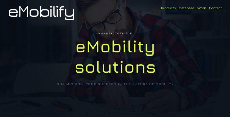 eMobilify entwickelt Softwarelösungen für das Laden von Elektroautos