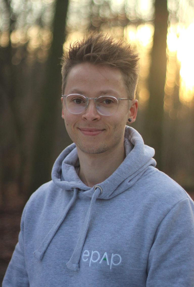 Fabian Gruß von epap