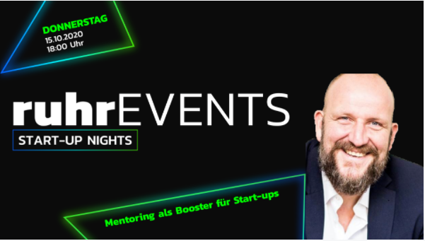 Start-up Nights: Mentoring als Booster für Start-ups