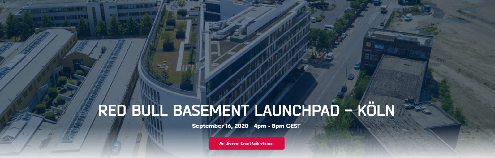 RED BULL BASEMENT LAUNCHPAD – KÖLN am 16.09.2020