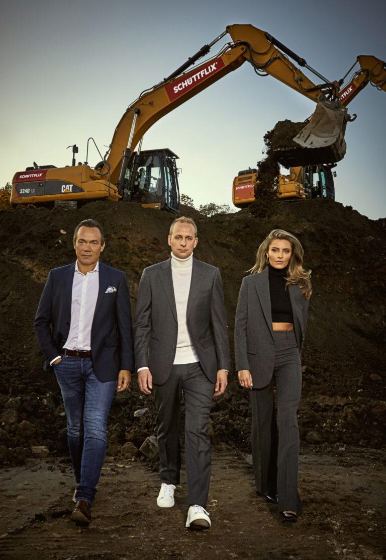 Von Mietwagen zu Sandkippern: Nils Klose wird neuer Chief Revenue Officer bei Schüttflix